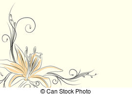 Daylily Illustrations and Clipart. 35 Daylily royalty free.