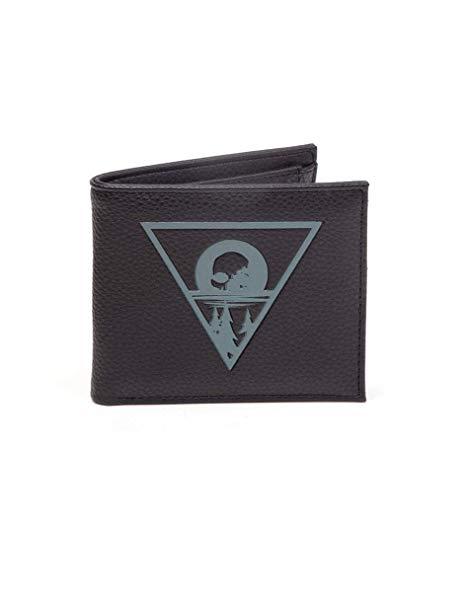 Amazon.com: Difuzed Days Gone Bifold Wallet Logo Portafogli.