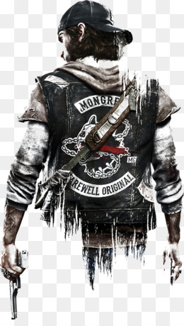 Free download Days Gone T Shirt png..