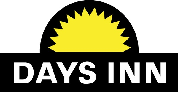 Days Inn logo Free vector in Adobe Illustrator ai ( .ai.