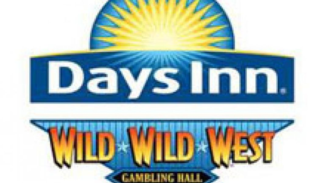 Days Inn Las Vegas at Wild Wild West Gambling Hall.