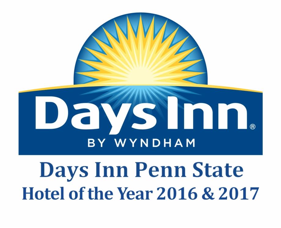 Days Inn Penn State Logo.