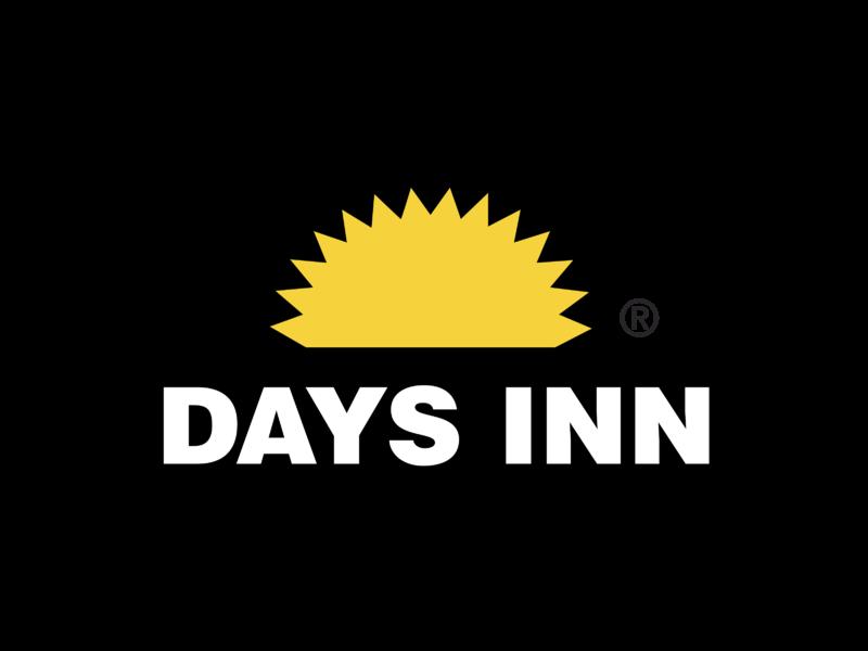 DAYS INN MOTELS 1 Logo PNG Transparent & SVG Vector.