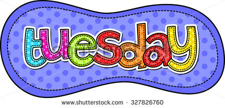 Days of the week clipart 11 » Clipart Station.