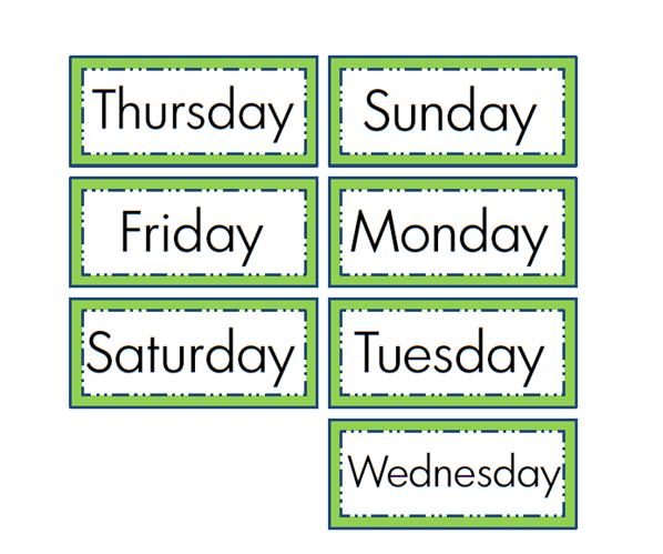 Free Green Week Cliparts, Download Free Clip Art, Free Clip Art on.