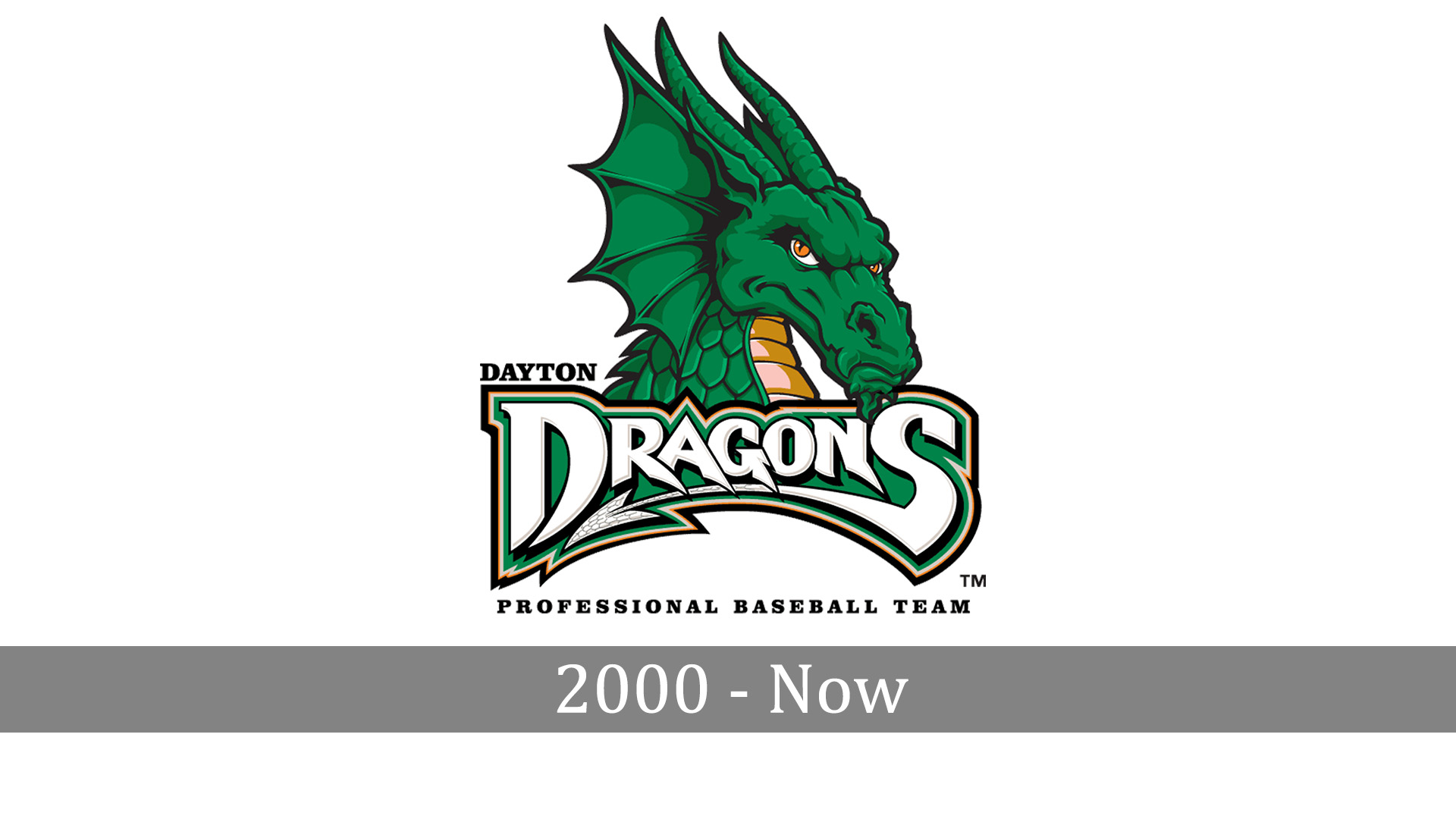 Meaning Dayton Dragons logo and symbol.