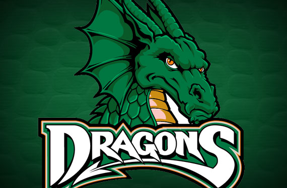 Here there be the story behind the Dayton Dragons.