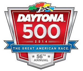 2014 Daytona 500.
