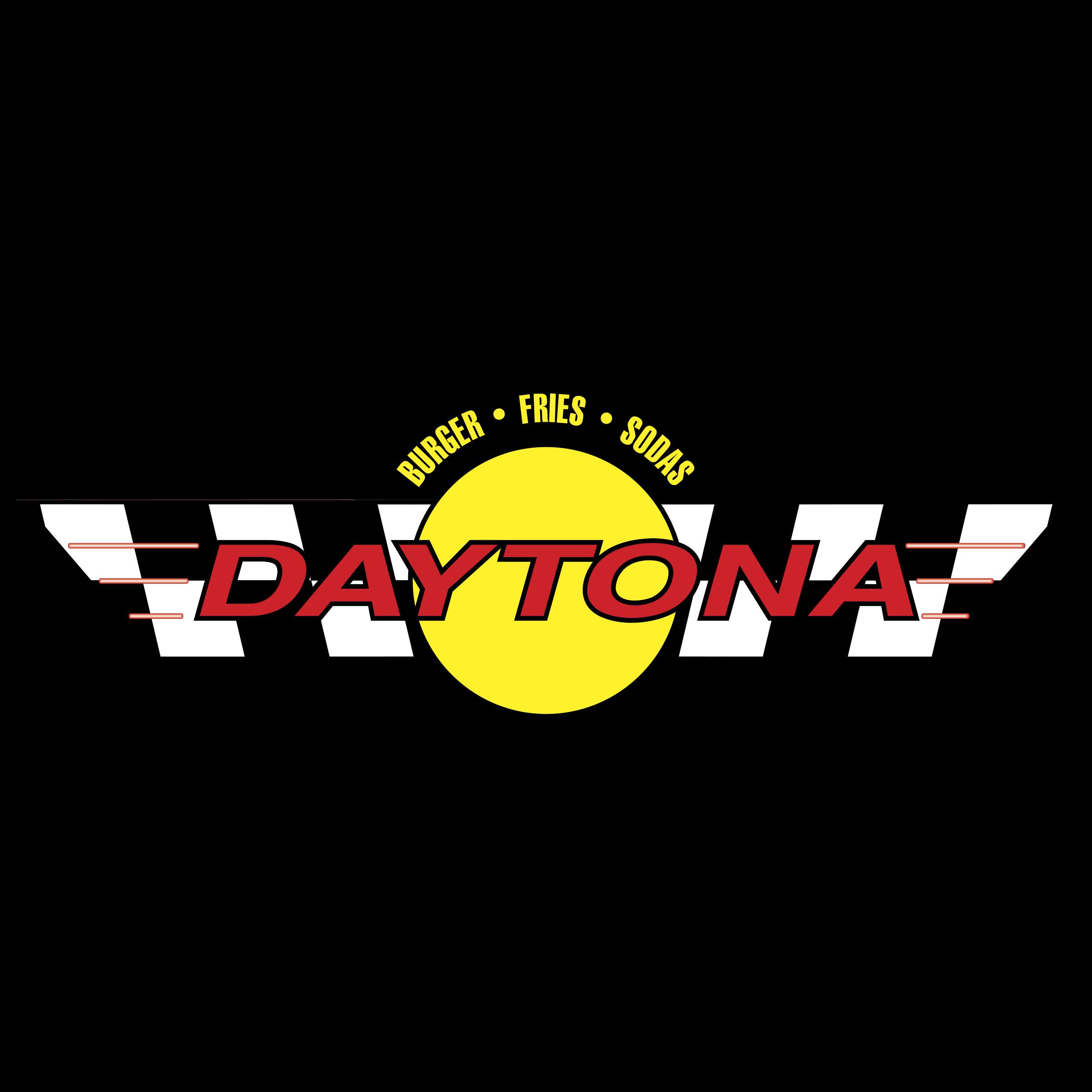 Daytona Logo PNG Transparent & SVG Vector.