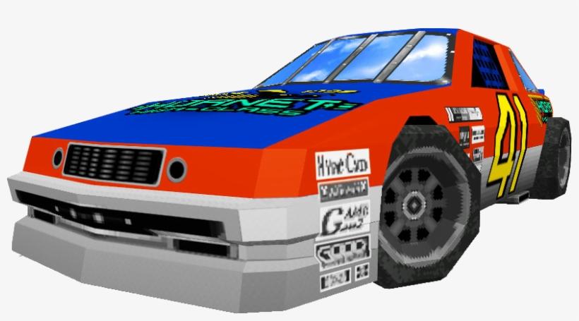 Daytona Usa Hornet.