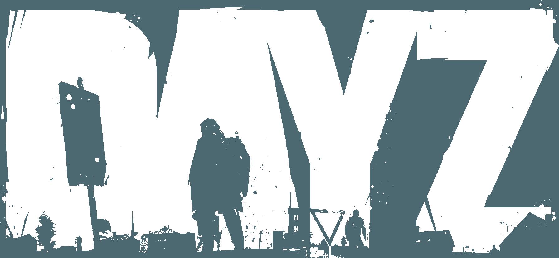 DayZ Logo.