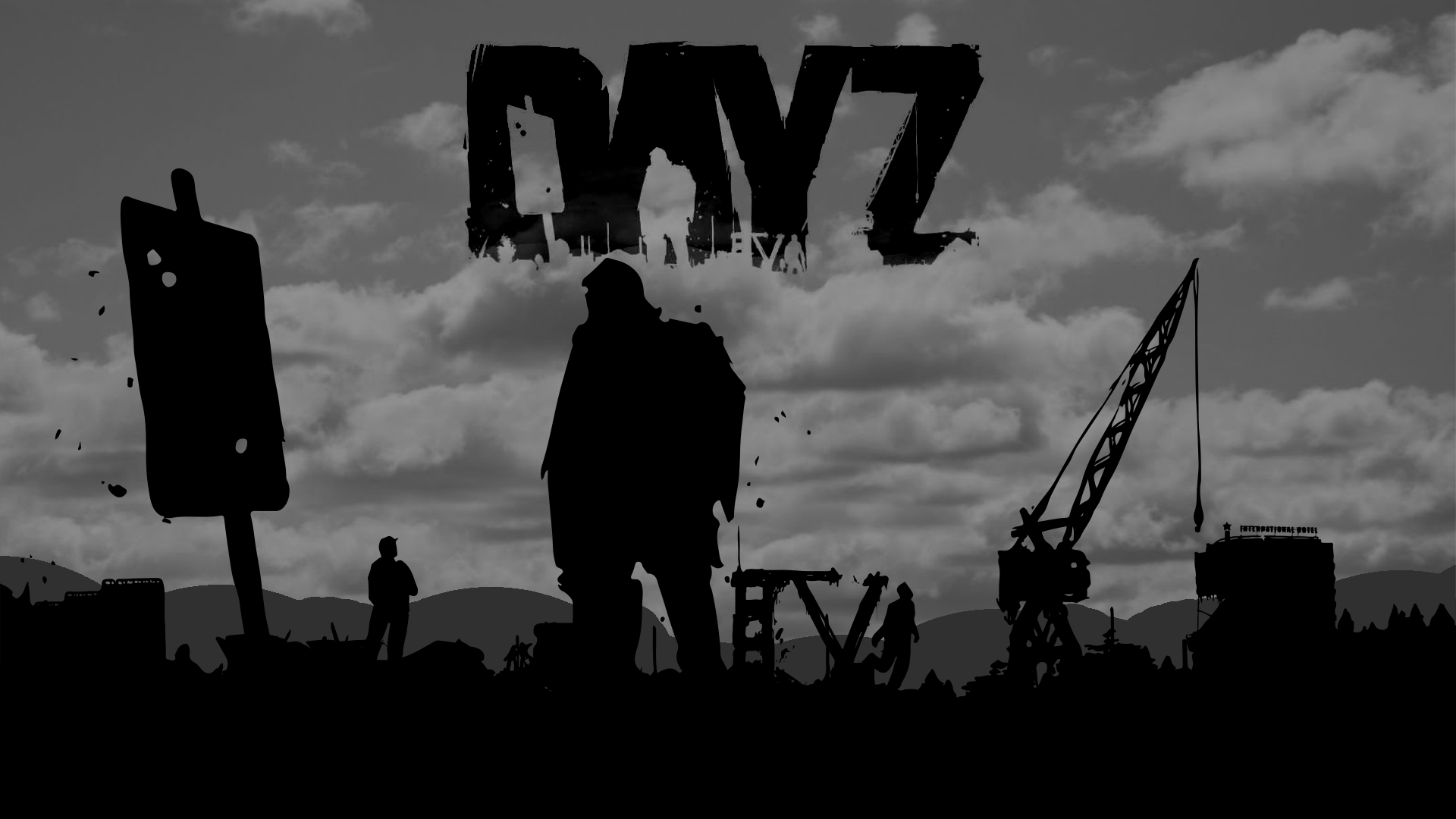 A DayZ Logo.