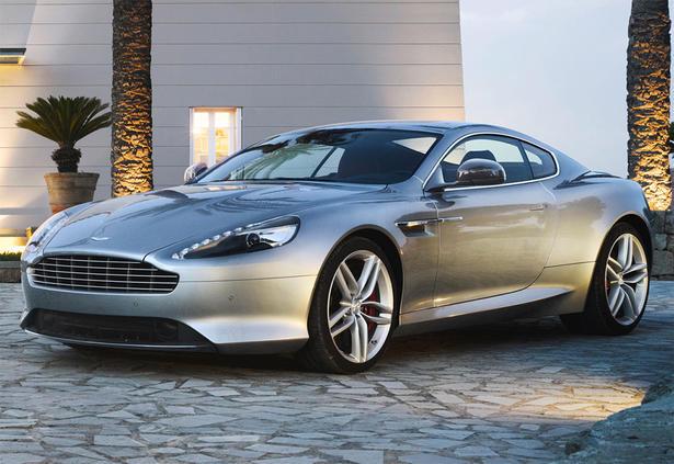 Aston martin dbs clipart.