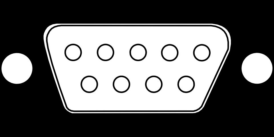 Free vector graphic: Plug, Computer, Db.