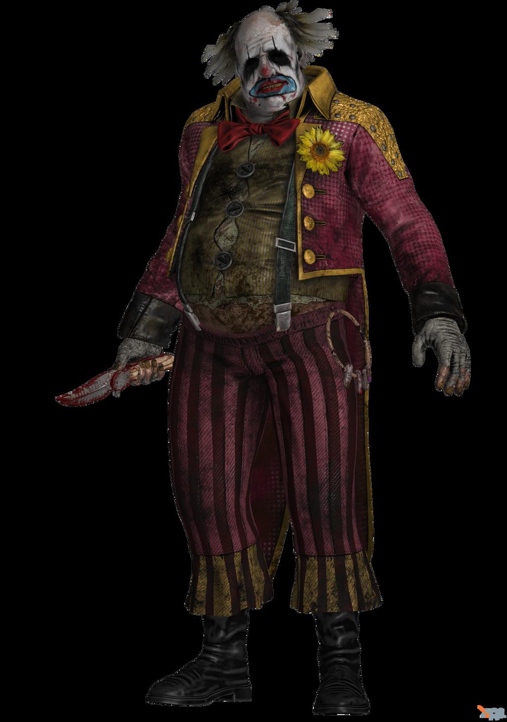 The Clown (Dead By Daylight).