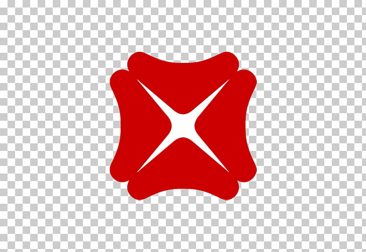 DBS Bank DBS Autolobby Credit card Logo, daquan , red square.