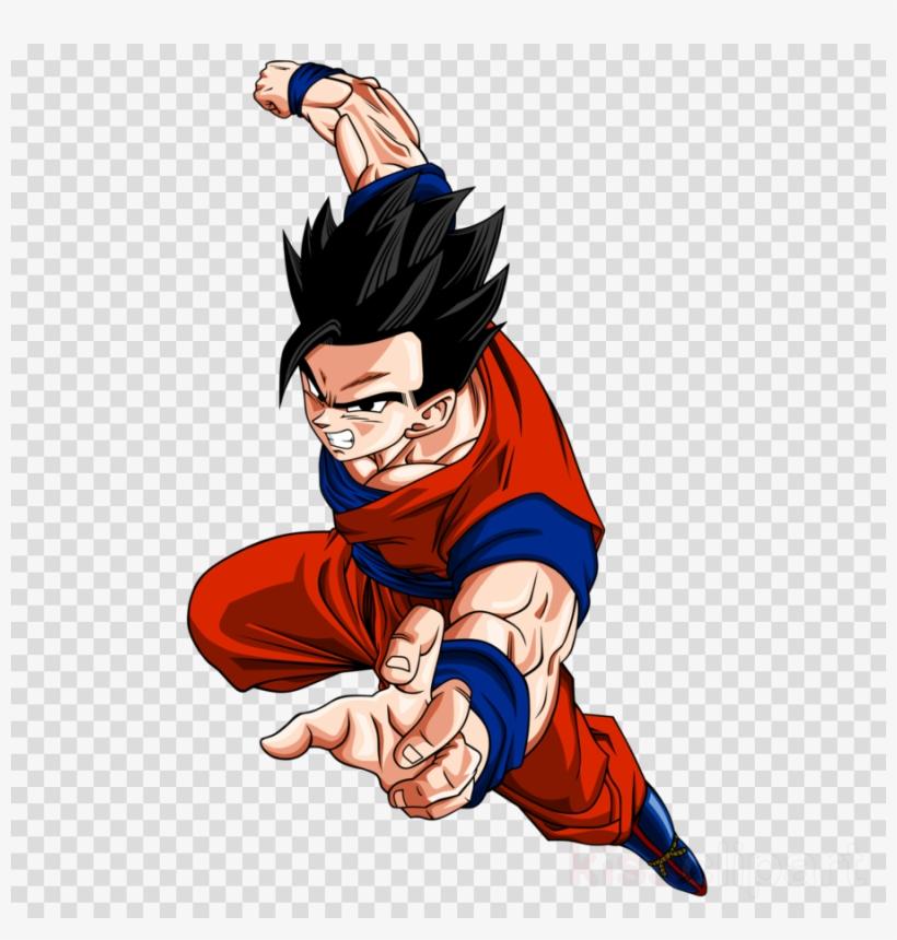 Ultimate Gohan Dbs Png Clipart Gohan Majin Buu Goku.