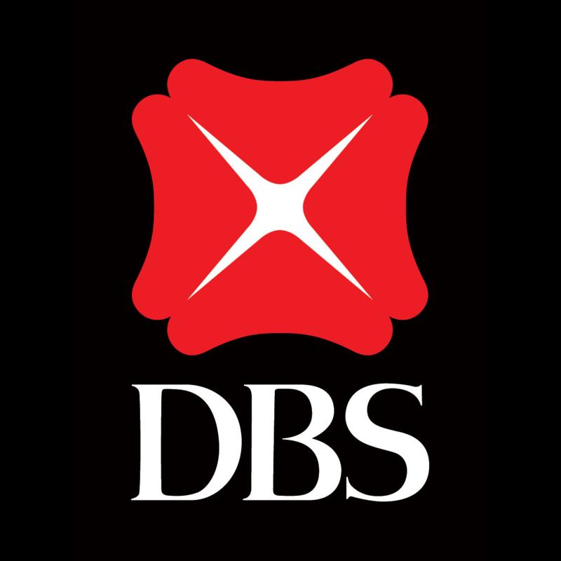 Download Free png DBS Bank logo.