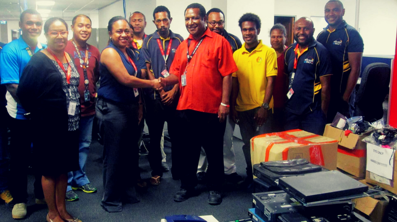 DBTI's practical learning boosted.