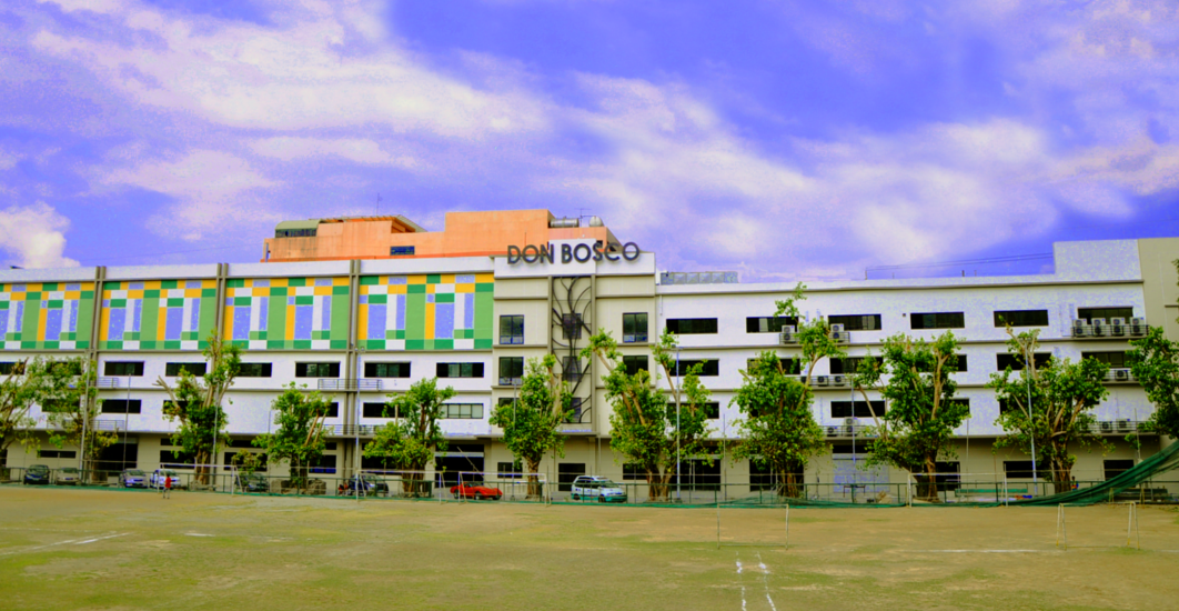 Don Bosco Technical Institute of Makati.