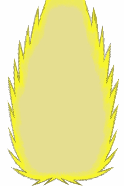 Result for dbz aura png.