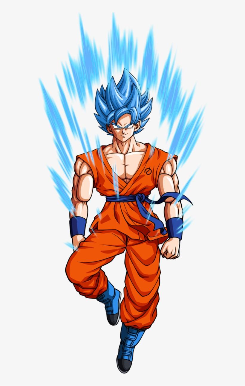Dragon Ball Z Clipart Son Goku.