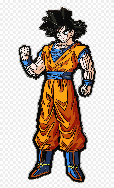 Dragon Ball Goku Figpin Enamel Pin Popcultcha Png Dbz.
