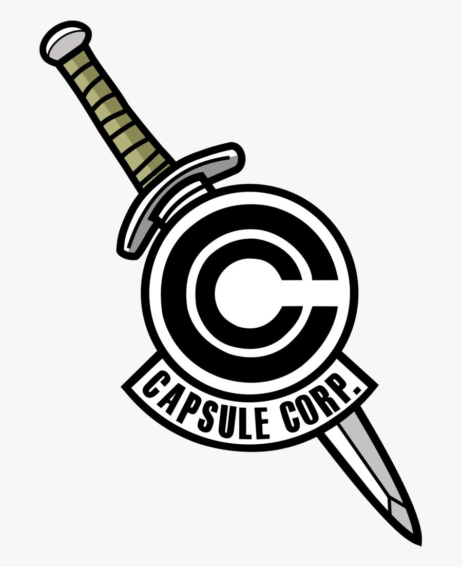 Capsule Corp Logo Png.
