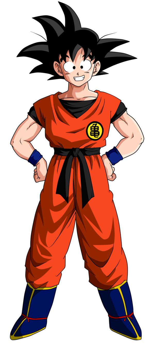 Download Free png Goku DBZ.png.
