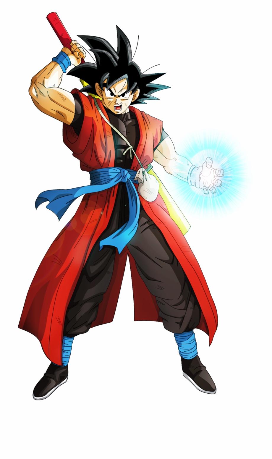 Super Saiyan.