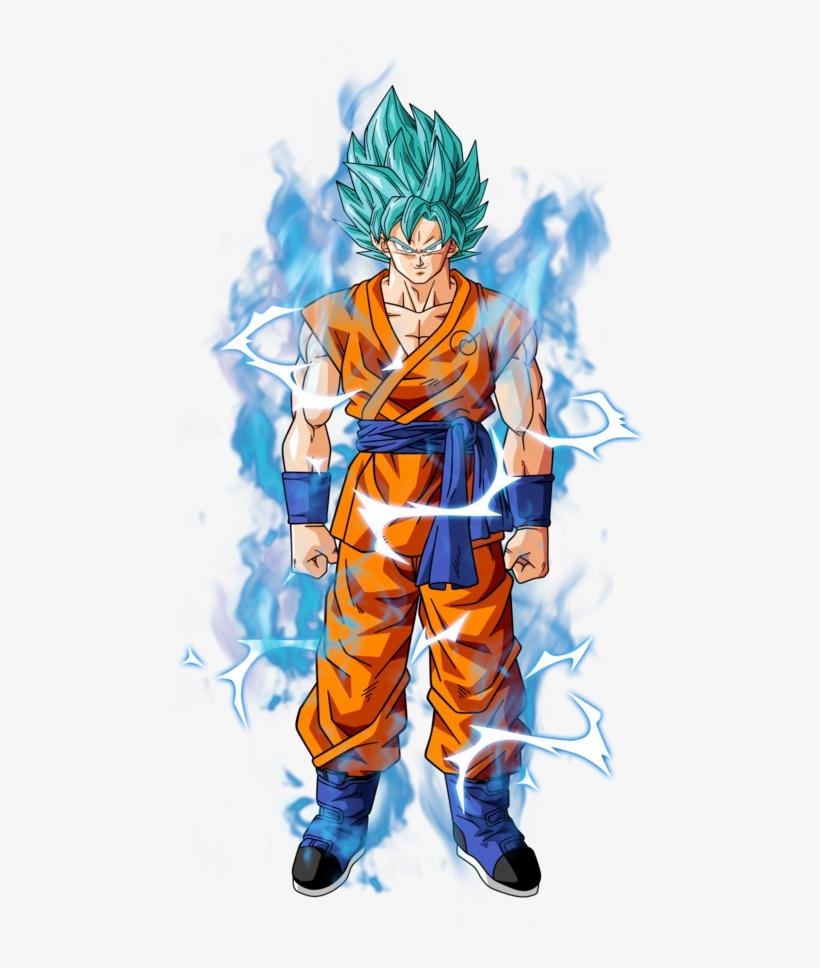 Goku Dragon Ball Super Png.