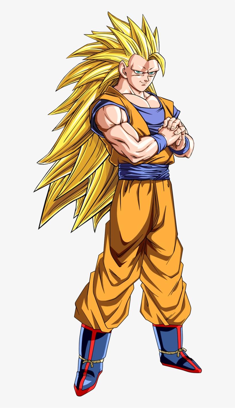 Goku Ss3, Samurai, Ninja, Dragon Ball Z, Dragon Z,.