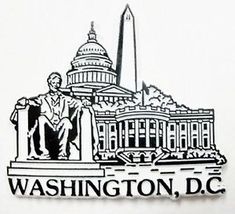 11 Best Washington DC Clipart images in 2018.