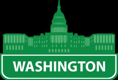 Washington dc clipart free.