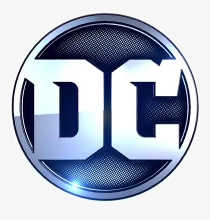 Dc Comics Logo Blue.
