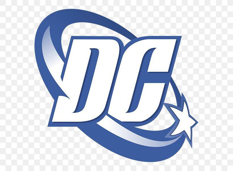 DC Comics Logo Comic Book DC Universe Online, PNG, 600x600px.
