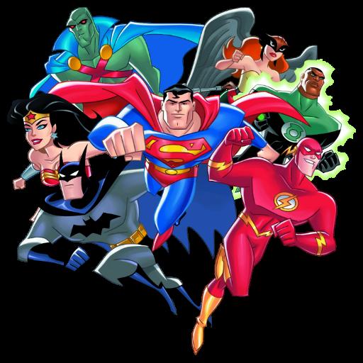 DC Comics PNG Images Transparent Free Download.