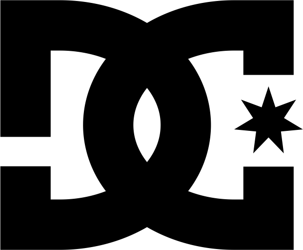 DC Shoes Logo transparent PNG.