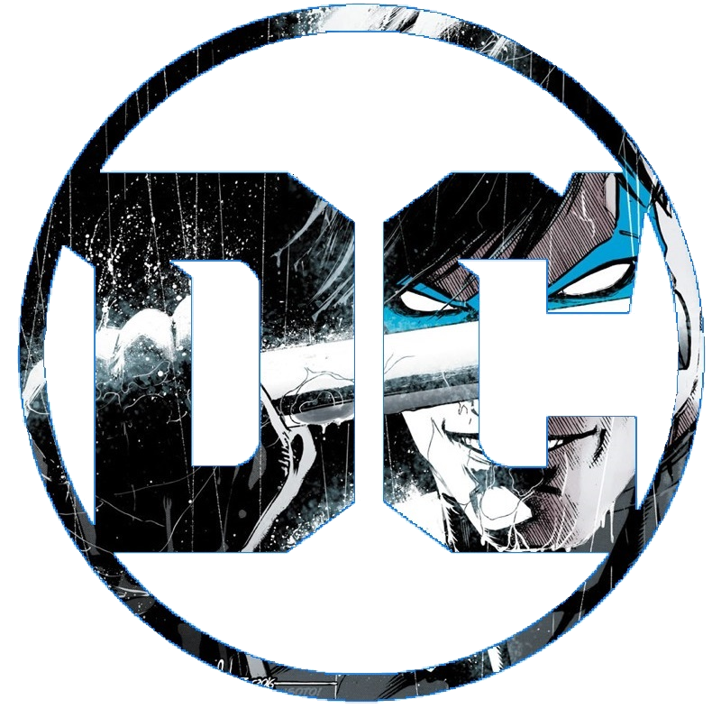 DC Logo for Nightwing by piebytwo.