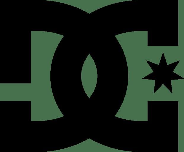 DC Shoes Logo transparent PNG.