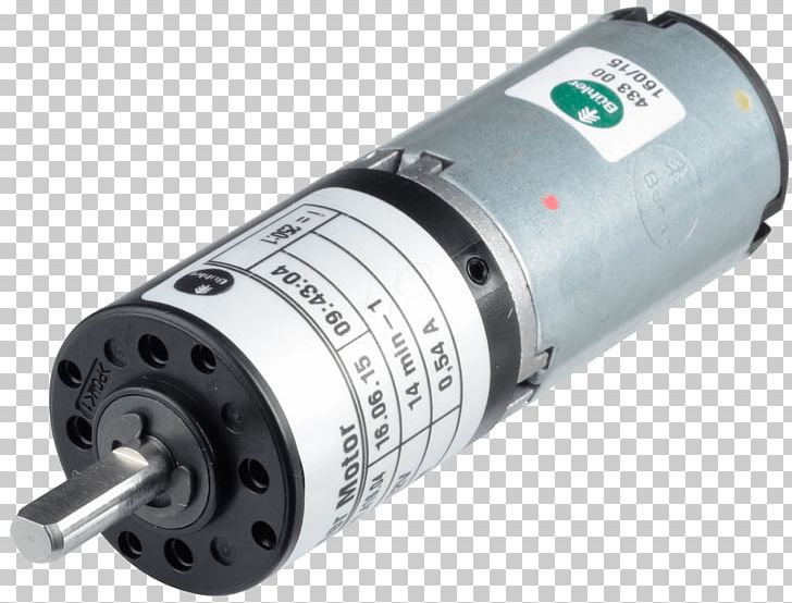 Revolutions Per Minute DC Motor Rotational Speed Bühler Motor Engine.