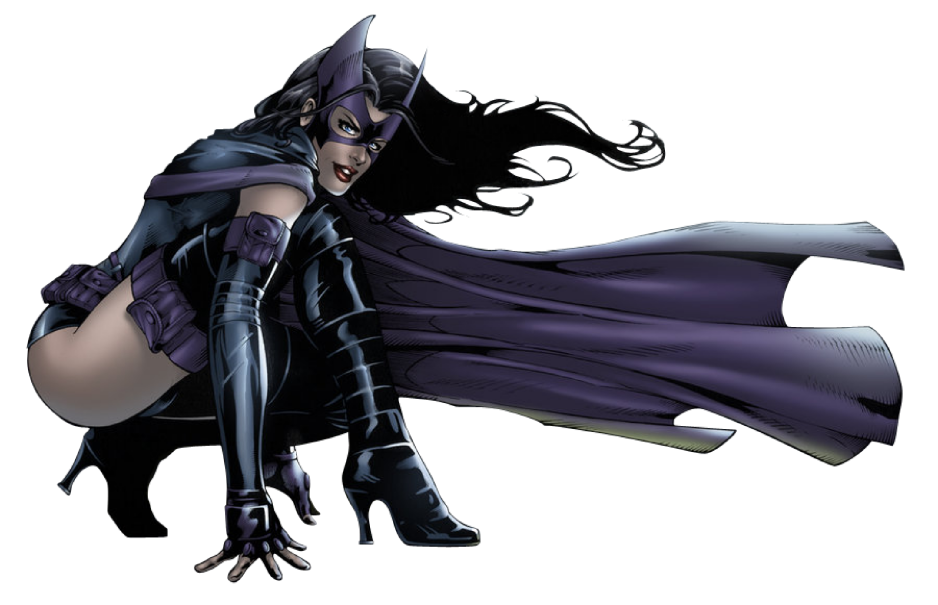 Catwomen PNG Image.