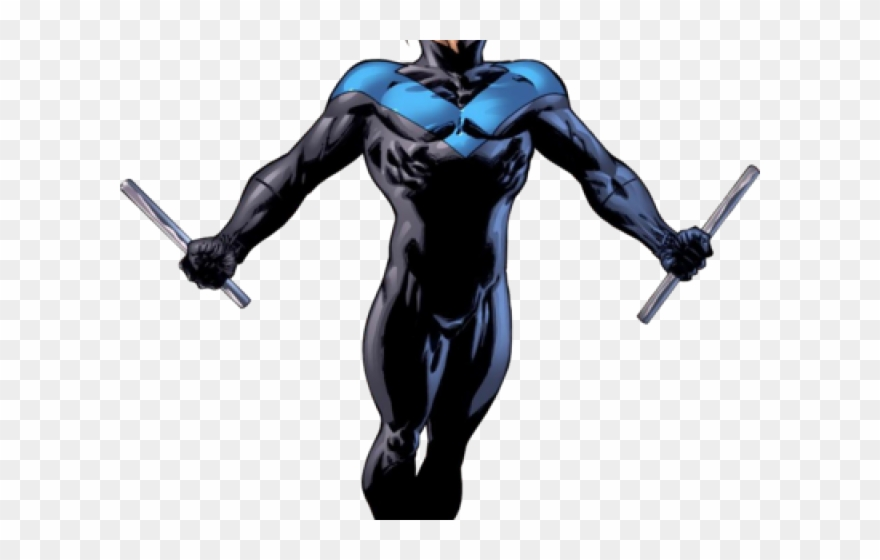 Nightwing Clipart Cool.