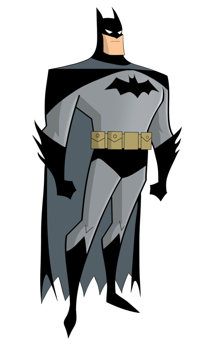 Batman Dc Comics Png Transparent.