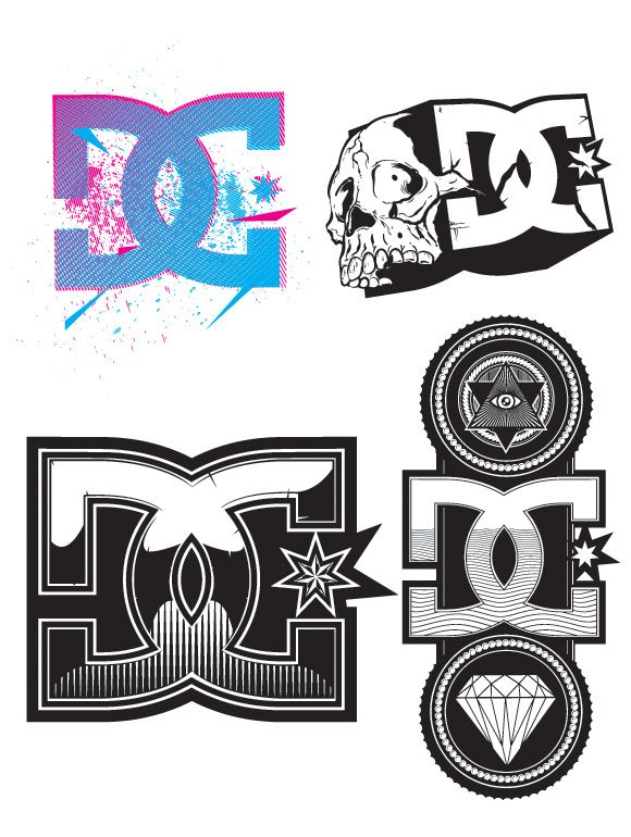 DC Shoes ..the only brand of shoes I wear!!.
