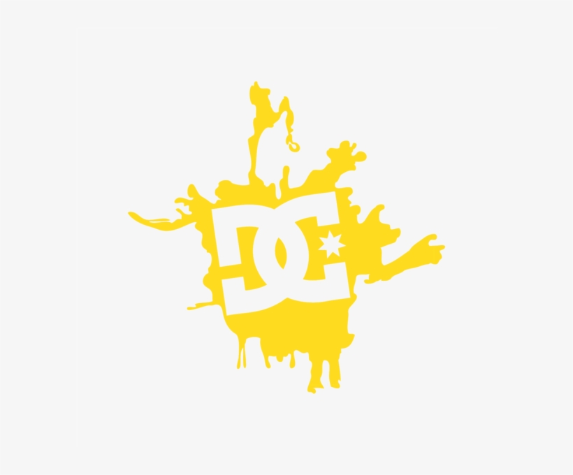 Logo Dc Shoes Png Transparent PNG.