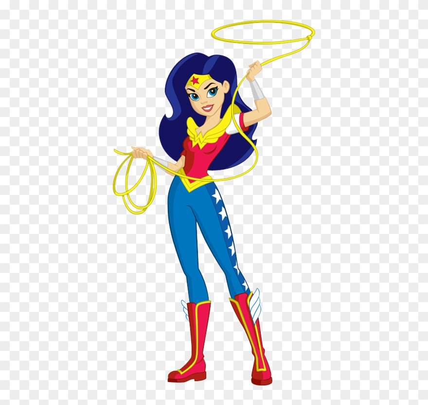 Super Girl Clipart Super Hero Squad.