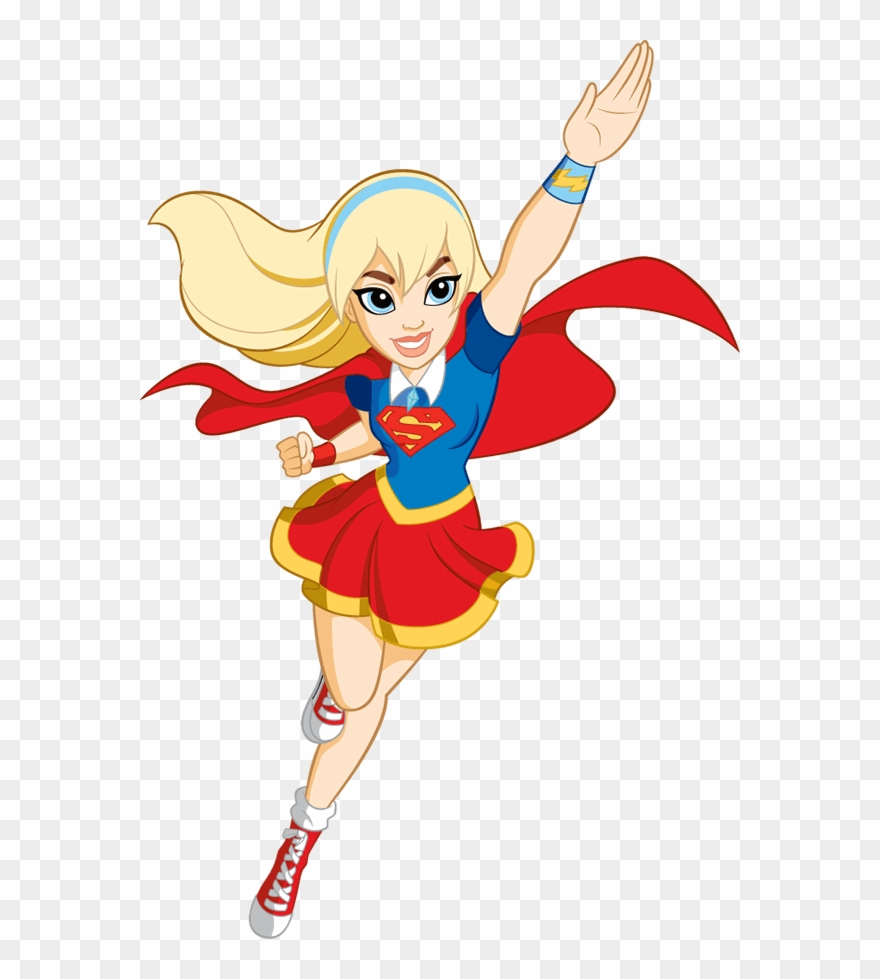 Dc Super Hero Girls Supergirl.