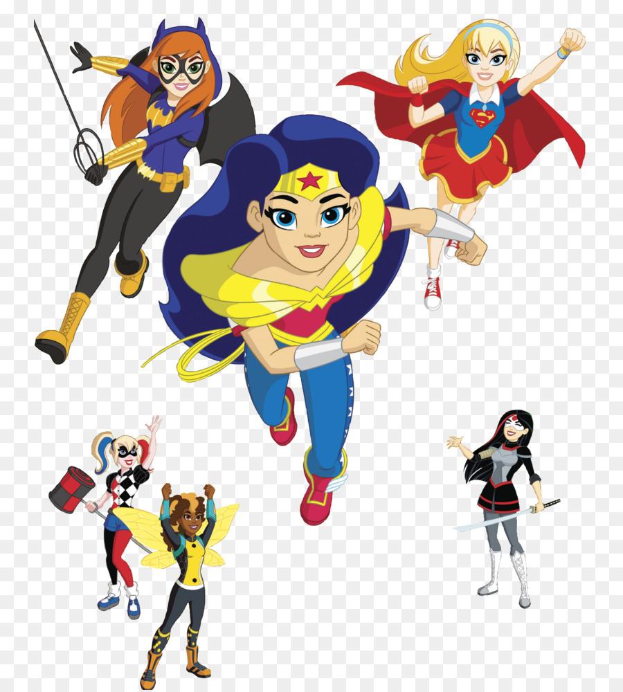 DC Super Hero Girls Batgirl Wonder Woman #349939.