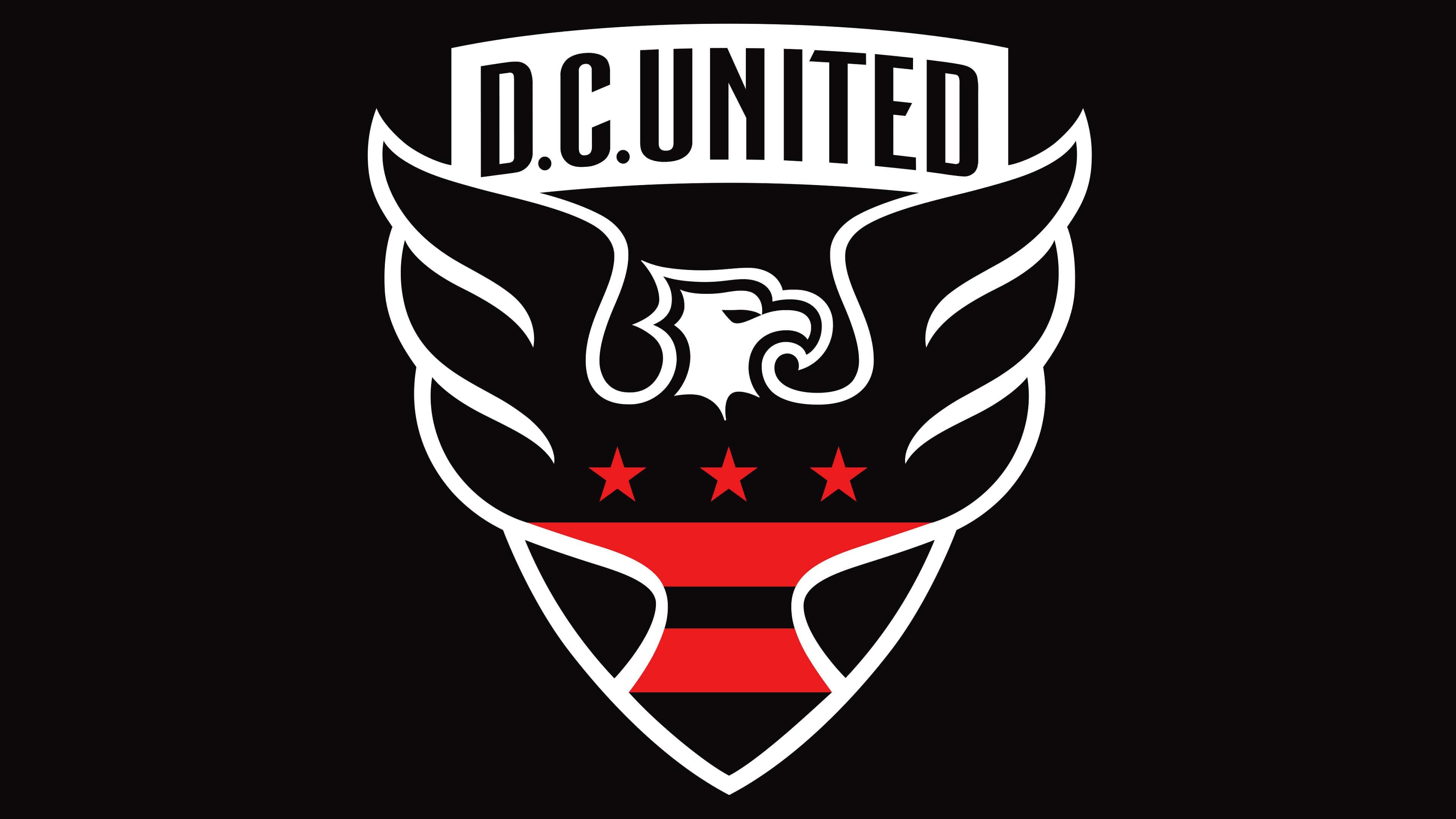 D.C. United Logos.